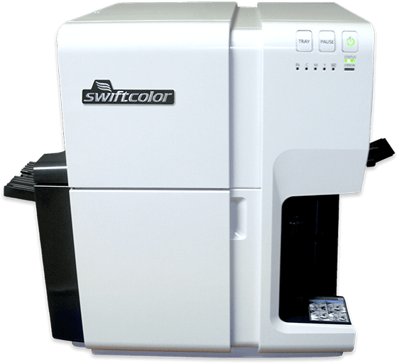 SwiftColor Label Printer