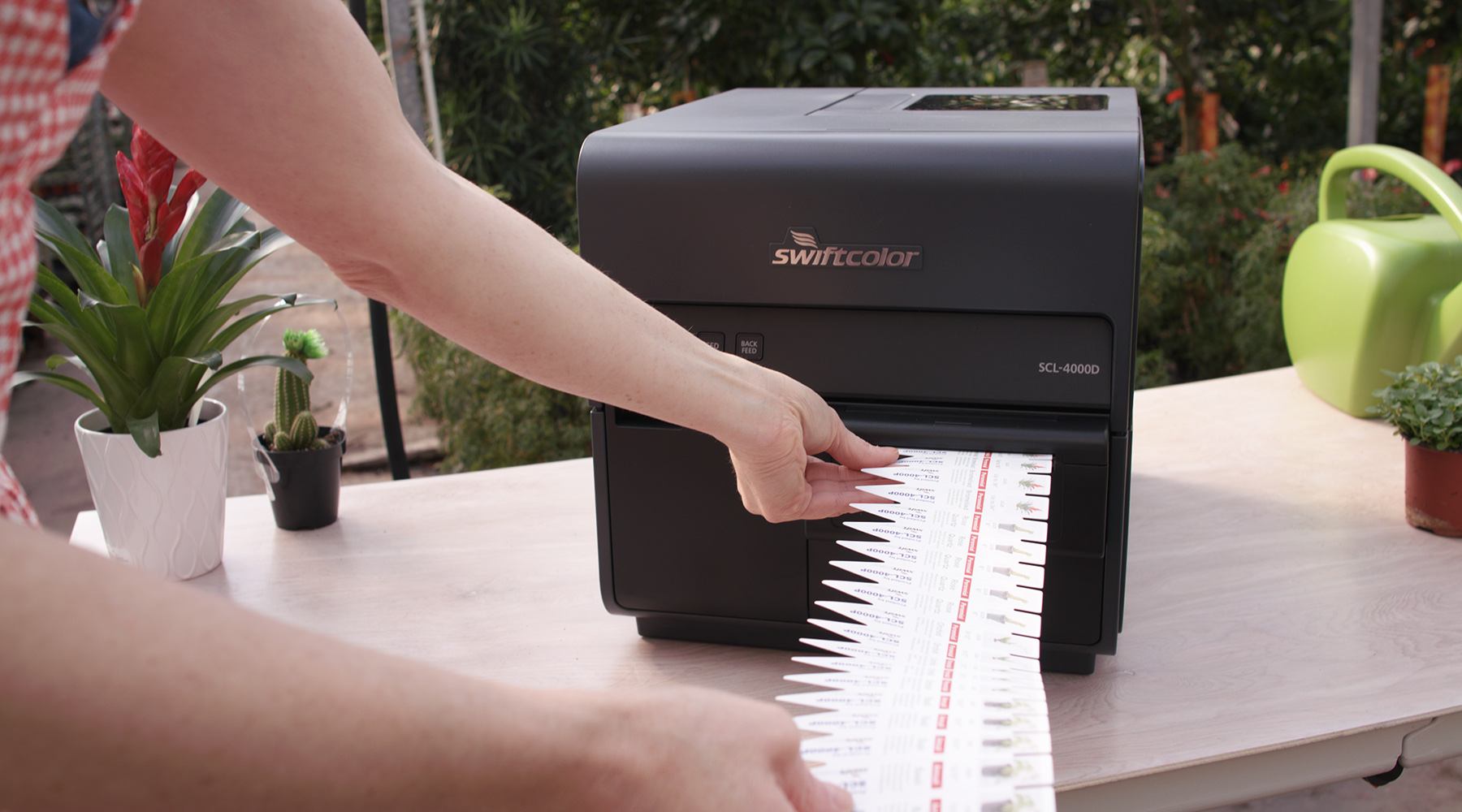 horticulture printer
